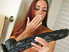Cheyenne Three Foot Long Brutal Dildo