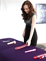 largest dildo, 24847 - Moms Teach Sex - Toy Demonstration