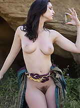 Hairy Pics: WoW nude carlotta medieval clothing