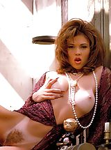 Lovely as she is lewd, this rangy raunchette puts you through an attention-riveting